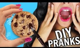 DIY CHRISTMAS PRANKS That ACTUALLY WORK!