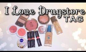 I ♥︎ Drugstore TAG
