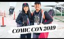 WEEK IN MY LIFE | Comic Con 2019 + Birthday Celebrations!