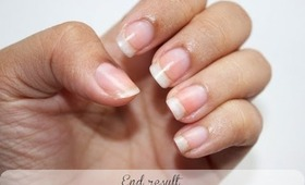 Easy Trick for Removing Nail Polish with no Nail Polish Remover!!!!!!! PhillyGirl1124 on YouTube!!!!!!