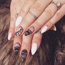 V day nails 💝💋