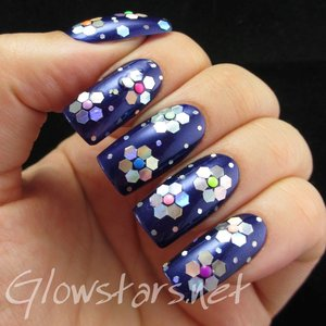 Read the blog post at http://glowstars.net/lacquer-obsession/2014/07/his-eyes-are-flashing-with-the-fear-of-angels/