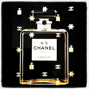 CHANEL Card that came in the mail!! So so pretty!