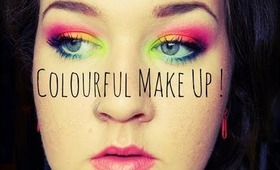 Colourful MakeUp !