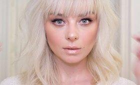 Glow & Glitter  Make-up tutorial