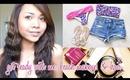 GET READY W/ ME: beach makeup & hair (with outfits)! - Charmaine Manansala