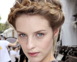 Valentino Hair, Paris Fashion Week S/S 2012