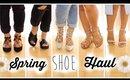 ⇢ Mini Spring/Summer Shoe Haul 2015 Zara, Forever 21, ZooShoo & more⇠ I makeupbyritz