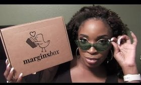 marginsbox Unboxing | Black-Owned Bookish Company