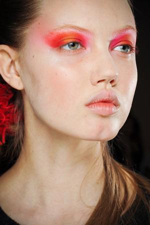 NARS for Thakoon 2011 runway makeup