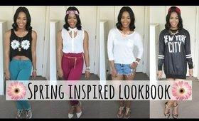 Spring Lookbook | Spring 2014 Trends