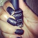 Nails Polish Liquid SAND KIKO