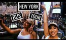 NEW YORK BUS TOUR!