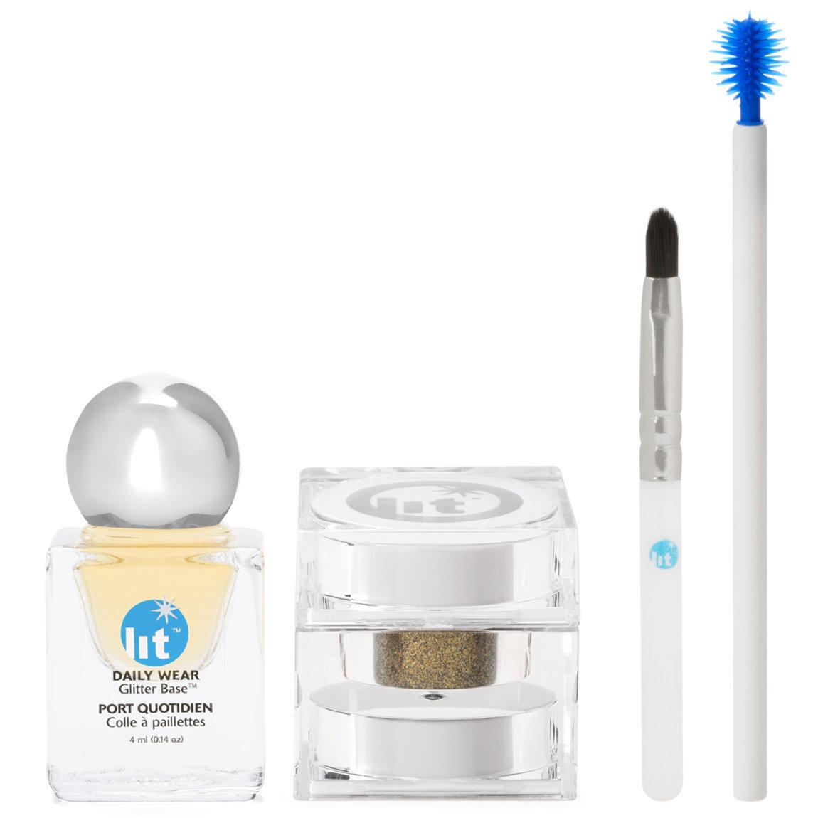 Lit Cosmetics Lit Kit: Lit Metal Kits Smolder (Gold) alternative view 1.