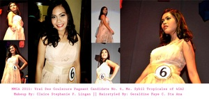 Mr. and Ms. Communication Arts Pageant :)