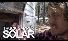 DIY RV Solar: Interior Preparation and Install   Part 3