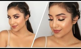 FLAWLESS AND GLOWY FALL BEAUTY TUTORIAL