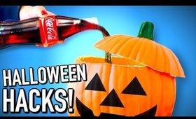 DIY Halloween Life Hacks everybody MUST know!