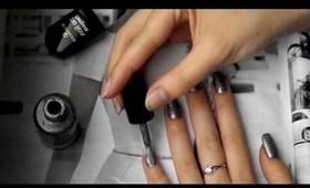 Magnetic nail tutorial