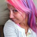 Hair color fun