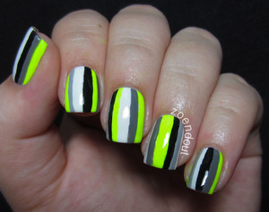 http://zoendout.blogspot.com/2013/07/color-blocked-neon-stripes.html