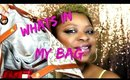 WHATS IN MY BAG| MICHAEL KORS| 3000K SUBS|