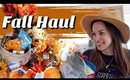 FALL Dollar Tree Haul 2019 (Fall Decor Finds & DIY Supplies)