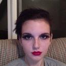Drag-ish makeup 3