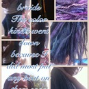 Colored braids