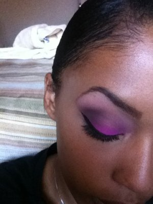 pink n brown
