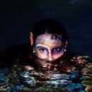 Mermaid zombie Halloween