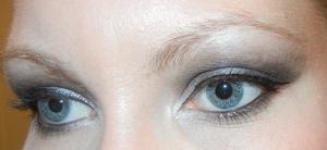 smokey eye with Naked Pallet