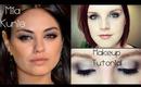 Mila Kunis Makeup Tutorial HD