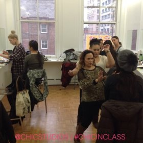 #CHICinclass Photos!