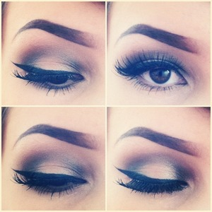 love doing this kind of look :)