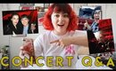 Answering Your Concert Related Questions | Laura Neuzeth