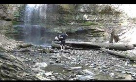 Tiffany Falls Photo Shoot