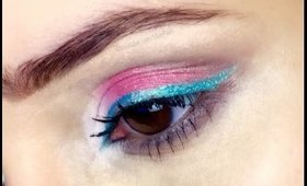 Fresh Spring / Prom Makeup Tutorial || BH Cosmetics Eyes on the 60's palette