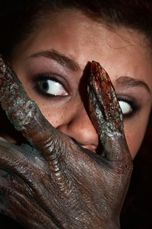 Special Effects Demon Hand =]