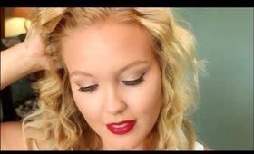 Memorial Day Eye Tutorial | Makeup Geek