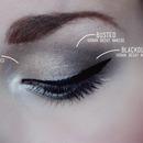 Simple Neutral Smokey Eye