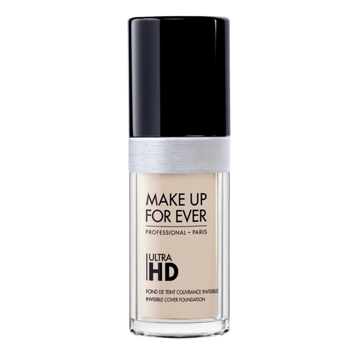MAKE UP FOR EVER Ultra HD Foundation Y205 Alabaster   Beautylish