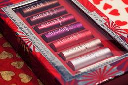 This Sugary Set Has Your Lips Covered for the Holidays