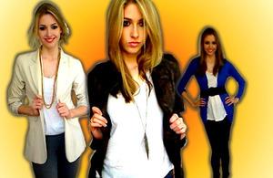 I love fashion! :)