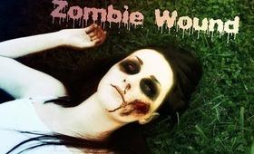 Zombie Flesh Wound Tutorial
