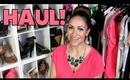 FASHION FRIDAY: Fashion Haul!