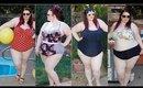Plus Size Swimwear Lookbook