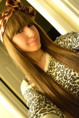 when i had bangs