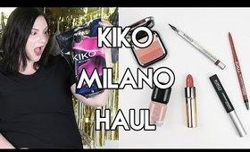 KIKO Milano Haul & My Favorite KIKO Products | OliviaMakeupChannel