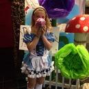 Cosplay Alice!